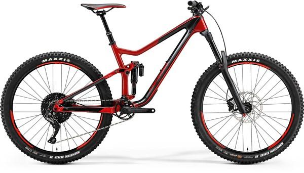 Merida One-Sixty 5000 Mountain Bike 2018 - Enduro Full Suspension MTB | MTB