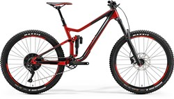 Merida One-Sixty 5000 Mountain Bike 2018 - Enduro Full Suspension MTB