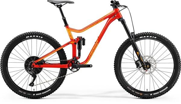 Merida One-Sixty 600 Mountain Bike 2018 - Enduro Full Suspension MTB