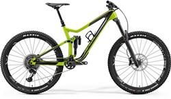 Merida One-Sixty 8000 29er Mountain Bike 2018 - Enduro Full Suspension MTB