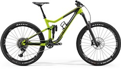 Merida One-Sixty 8000 29er Mountain Bike 2018 - Enduro Full Suspension MTB