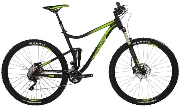 Merida One-Twenty 9.400 29er Mountain Bike 2018 - Trail Full Suspension MTB