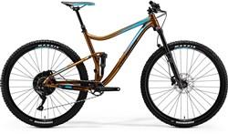 Merida One-Twenty 9.600 29er Mountain Bike 2018 - Trail Full Suspension MTB