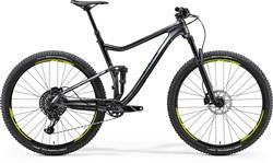 Merida One-Twenty 9.6000 29er Mountain Bike 2018 - Trail Full Suspension MTB