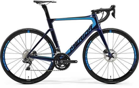 Merida Reacto Disc 7000-E 2018 - Road Bike