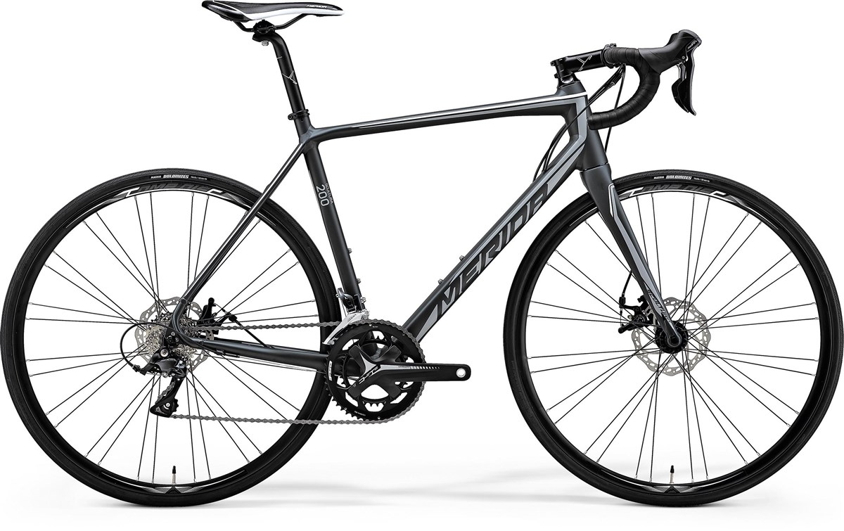 Merida Scultura Disc 200 2018 - Road Bike | Road bikes