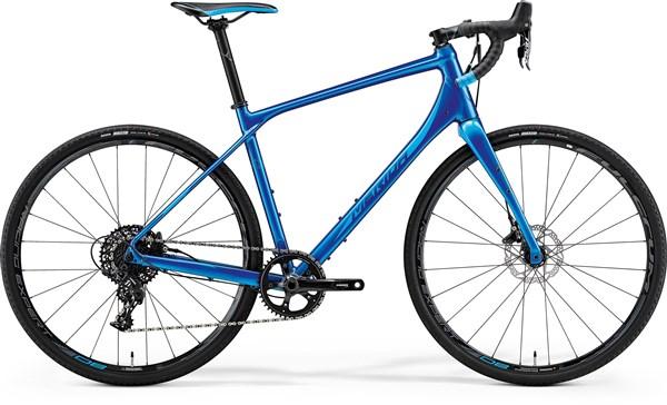 Merida Silex 600 2019 - Road Bike