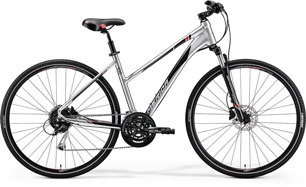 Merida Crossway 100 Womens 2018 - Hybrid Sports Bike