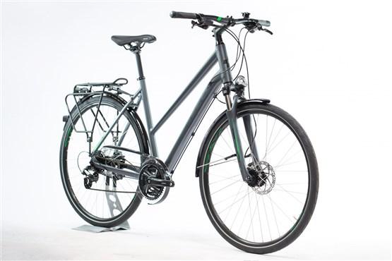 Cube Touring Pro Trapeze - Nearly New - 54cm - 2017 Hybrid Bike