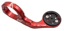 K-Edge Pro Aero mount for Garmin Edge 20, 25, 520, 820