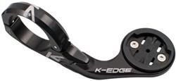 K-Edge Pro Aero mount for Garmin Edge 20, 25, 520, 820- 35.0mm