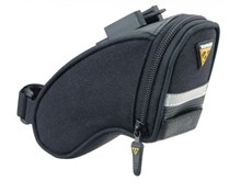 Product image for Topeak Aero Wedge Quick Clip Saddle Bag - Micro