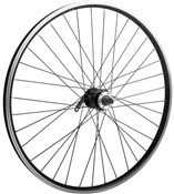 M Part 27.5/650b Alloy 6 Bolt Disc or Rim Brake QR Wheel