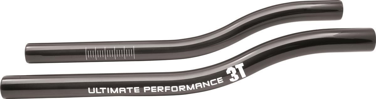 3T S-Bend Team Aerobar Extensions | Misc. Handlebars and Stems