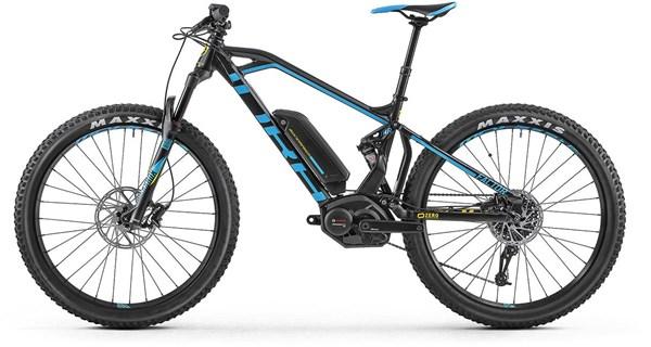 Mondraker e-Factor + 2018 - Electric Mountain Bike