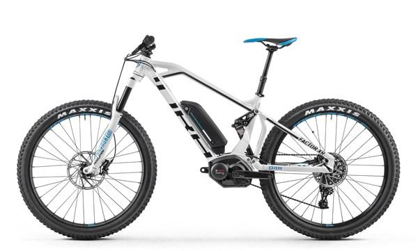 Mondraker e-Factor XR+ 2018 - Electric Mountain Bike