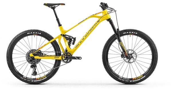 Mondraker Foxy Carbon XR Mountain Bike 2018 - Enduro Full Suspension MTB