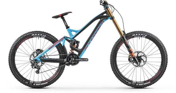 Mondraker Summum Carbon Pro Team Mountain Bike 2018 - Downhill Full Suspension MTB | MTB