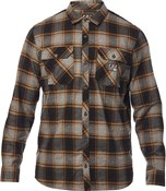 Fox Clothing Traildust Flannel Long Sleeve Shirt