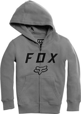 Fox Clothing Legacy Moth Youth Zip Fleece / Hoodie