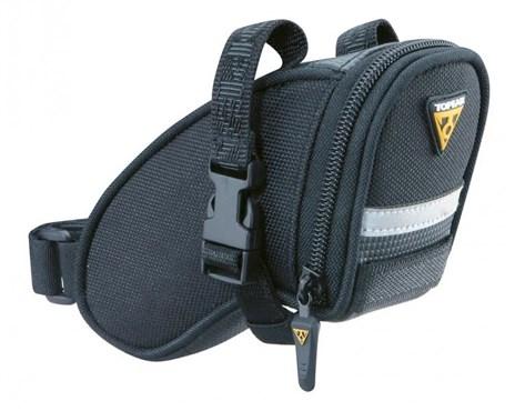 Topeak Aero Wedge Saddle Bag With Straps - Micro