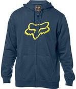 Fox Clothing Legacy Foxhead Zip Fleece Hoodie