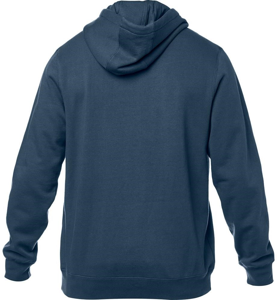 Blue Long Sleeve Men's Casual Jumper