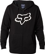 Fox Clothing Legacy Foxhead Zip Fleece Hoodie
