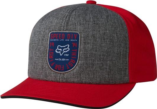Fox Clothing Mx Raised Snapback Hat AW17