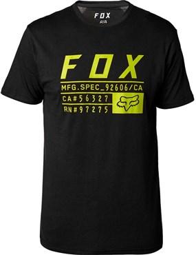 Fox Clothing Abyssmal Short Sleeve Tech Tee AW17