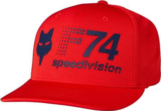 Fox Clothing Vintage 74 Flexfit Hat AW17
