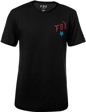 Fox Clothing Currently Short Sleeve Tech Tee AW17