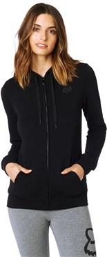 Fox Clothing Affirmed Womens Zip Fleece AW17