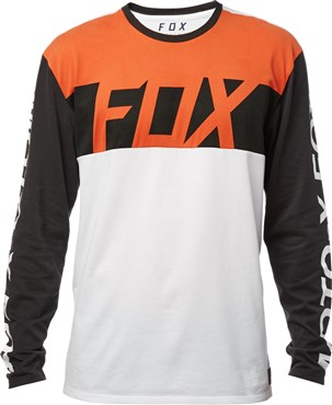 Fox Clothing Scramblur Long Sleeve Airline Tee AW17