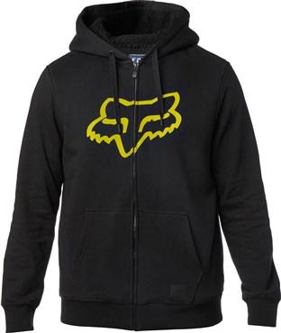 Fox Clothing Tracked Sherpa Zip Fleece AW17