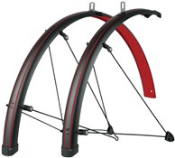 "Product image for SKS Bluemels Stingray 28"" Mudguard Set"