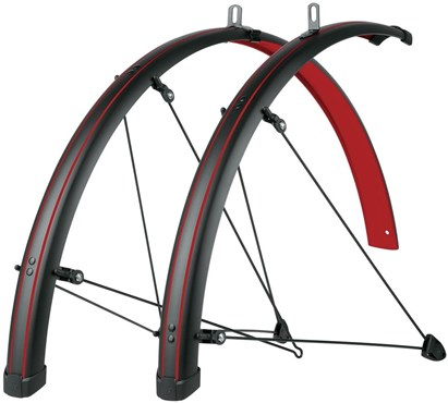 "SKS Bluemels Stingray 28"" Mudguard Set"