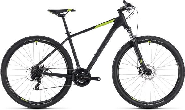 "Cube Aim 27.5"" Mountain Bike 2018 - Hardtail MTB"