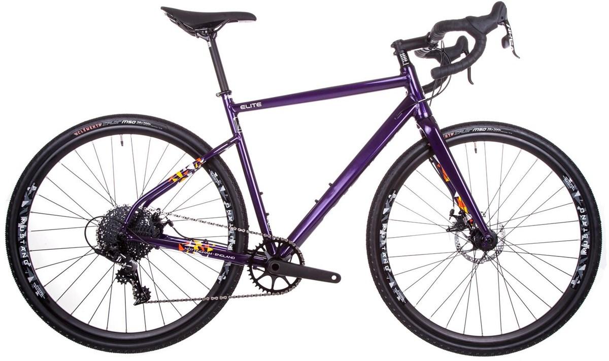 Raleigh Mustang Elite 2019 - Gravel Bike | Road bikes