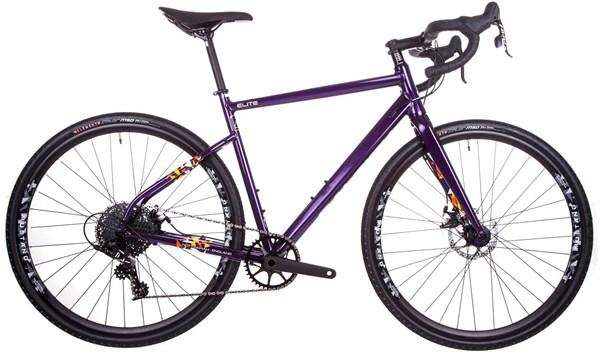 Raleigh Mustang Elite 2019 - Gravel Bike