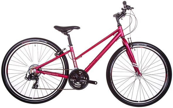 """Raleigh Strada 1 27.5"""" Womens 2019 - Hybrid Sports Bike"""
