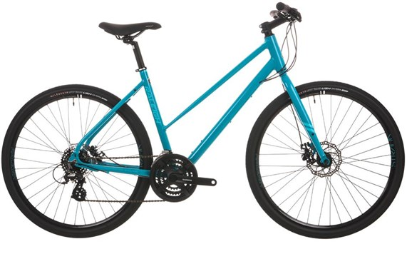 "Raleigh Strada 2 27.5"" Womens 2019 - Hybrid Sports Bike"