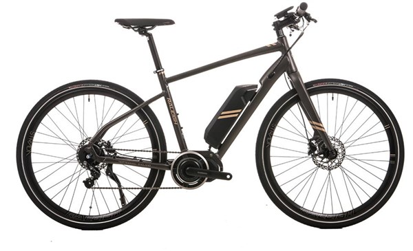 "Raleigh Strada Comp Steps E6000 27.5"" 2018 - Electric Hybrid Bike"