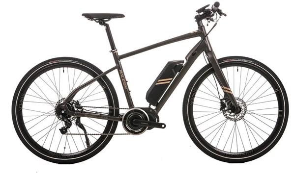 "Raleigh Strada Comp Steps E6000 27.5"" 2018 - Electric Hybrid Bike"