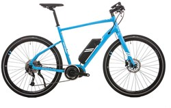 "Raleigh Strada Elite Steps E6000 27.5"" 2018 - Electric Hybrid Bike"
