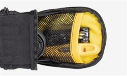 Topeak Aero Wedge Saddle Bag With Straps - Medium