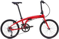 Tern Verge D9 10w - Nearly New  2017 - Folding Bike
