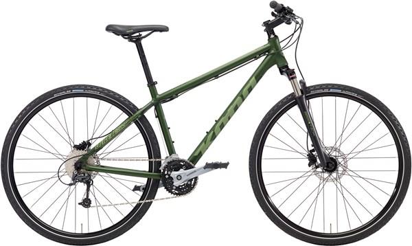 Kona Splice Deluxe 2018 - Hybrid Sports Bike
