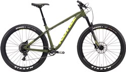 Kona Big Honzo DL 27.5+ Mountain Bike 2018 - Hardtail MTB