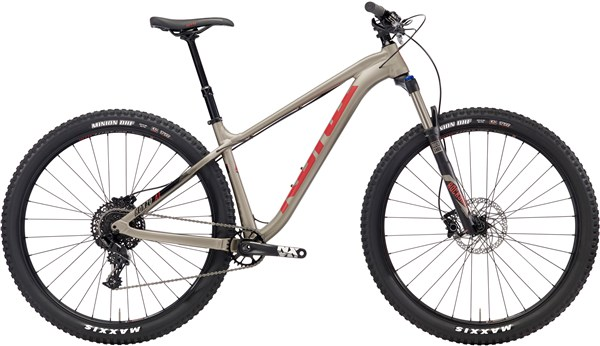 Kona Honzo AL/DR 29er Mountain Bike 2018 - Hardtail MTB